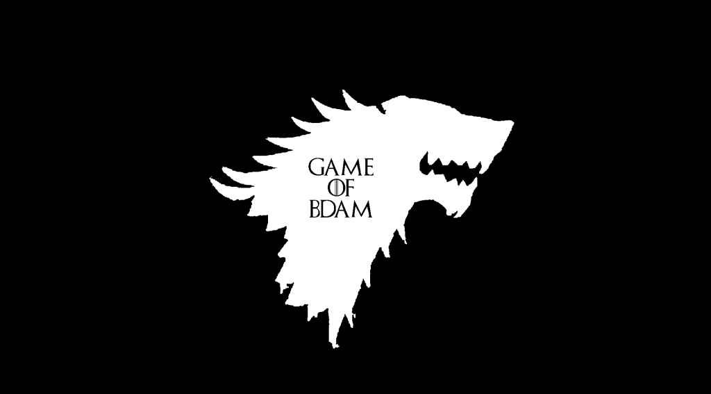Trailer Challengeweek 'Game of BDaM'